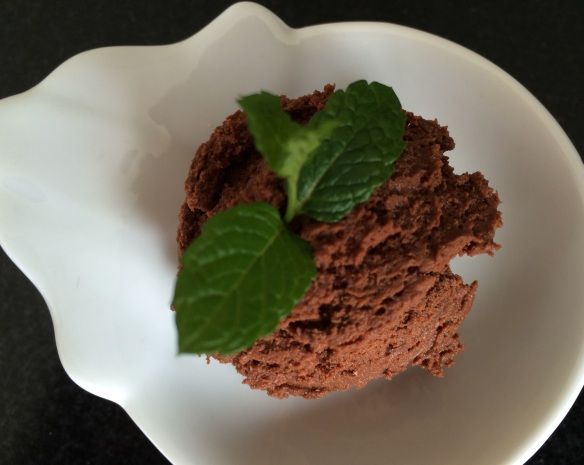 2015-05-25 chocolate mousse